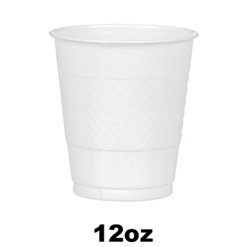 12oz thermoform plastic cup
